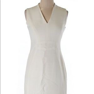 Reiss white casual dress, size 4